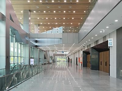 울산전시컨벤션센터 로비 썸네일 이미지